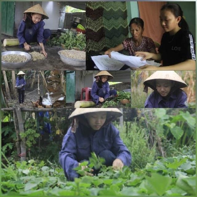 Khát khao trở thành cô giáo, nữ sinh nhà nghèo nuôi gà, bán cà phê gom góp tiền công để nhập học - 7