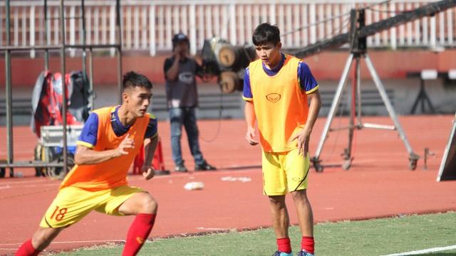 Thua U18 Campuchia, U18 Việt Nam bị loại khỏi giải U18 Đông Nam Á - 4