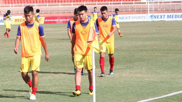 Thua U18 Campuchia, U18 Việt Nam bị loại khỏi giải U18 Đông Nam Á - 2