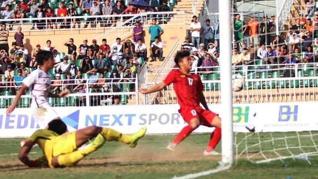 Thua U18 Campuchia, U18 Việt Nam bị loại khỏi giải U18 Đông Nam Á - 9