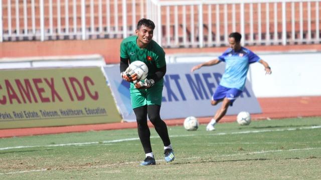 Thua U18 Campuchia, U18 Việt Nam bị loại khỏi giải U18 Đông Nam Á - 3