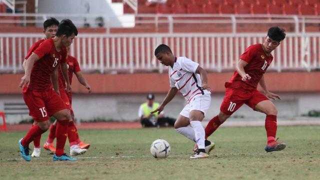 Thua U18 Campuchia, U18 Việt Nam bị loại khỏi giải U18 Đông Nam Á - 8