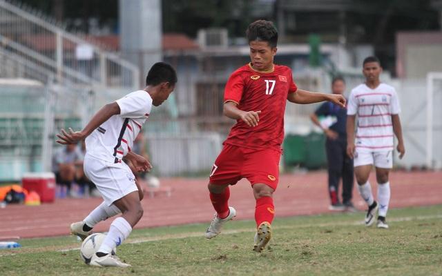 Thua U18 Campuchia, U18 Việt Nam bị loại khỏi giải U18 Đông Nam Á - 11