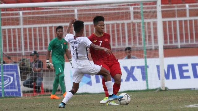 Thua U18 Campuchia, U18 Việt Nam bị loại khỏi giải U18 Đông Nam Á - 6