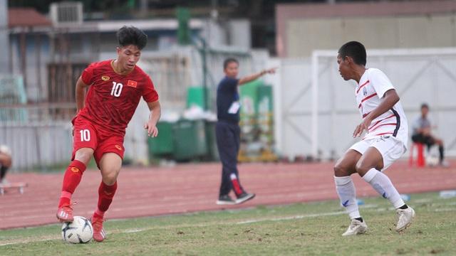 Thua U18 Campuchia, U18 Việt Nam bị loại khỏi giải U18 Đông Nam Á - 7