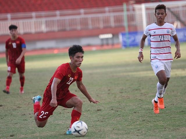 Thua U18 Campuchia, U18 Việt Nam bị loại khỏi giải U18 Đông Nam Á - 10