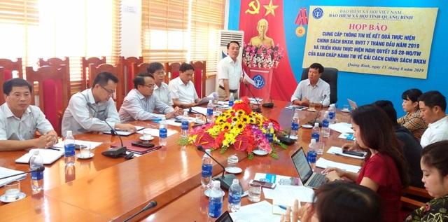 Quảng Bình: Số tham gia bảo hiểm xã hội tự nguyện tăng 1,64 lần so với năm 2018 - 1