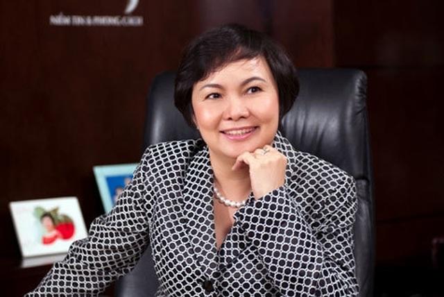 Giá vàng tăng cao, bà chủ đế chế PNJ Cao Thị Ngọc Dung thắng lớn - 1