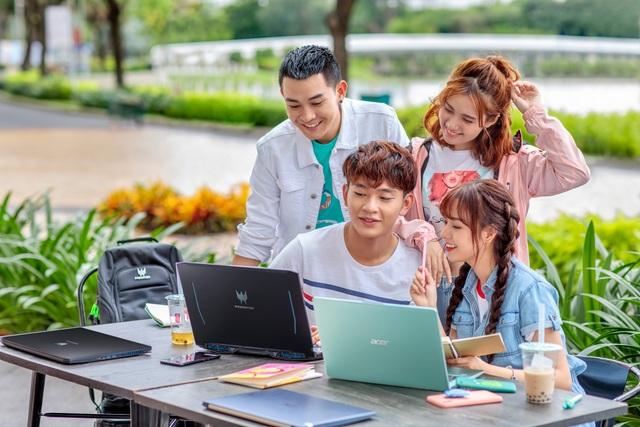 Chọn mua laptop phù hợp với từng nhu cầu học tập của sinh viên - 1
