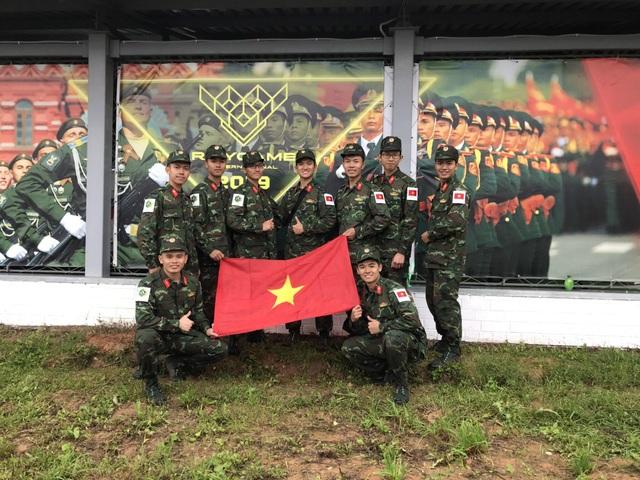 Army Games 2019: Cứu hộ-Cứu nạn vào chung kết, Quân y Việt Nam gây bất ngờ cho nước chủ nhà - 1