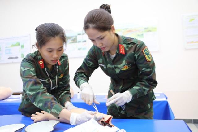 Army Games 2019: Cứu hộ-Cứu nạn vào chung kết, Quân y Việt Nam gây bất ngờ cho nước chủ nhà - 2