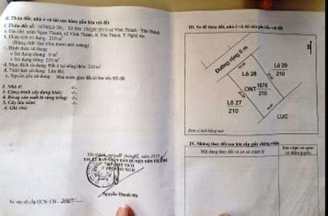 Doanh nghiệp tự ý bịt đườngdân sinh, người dân gửi đơn kêu cứu tại Nghệ An - 2
