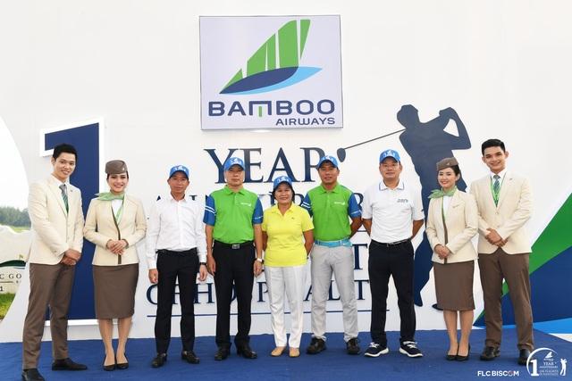 Giải golf lịch sử kỷ niệm 1 năm và chào mừng chặng bay thứ 10.000 Bamboo Airways - 3