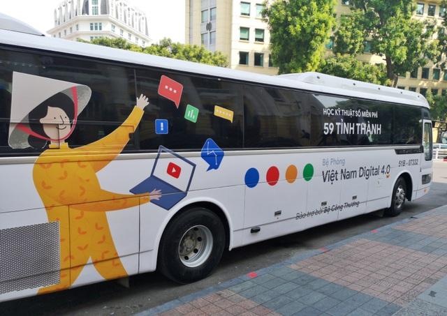 Google hợp tác Bộ Công Thương đào tạo kỹ năng số cho 500.000 người lao động - 1
