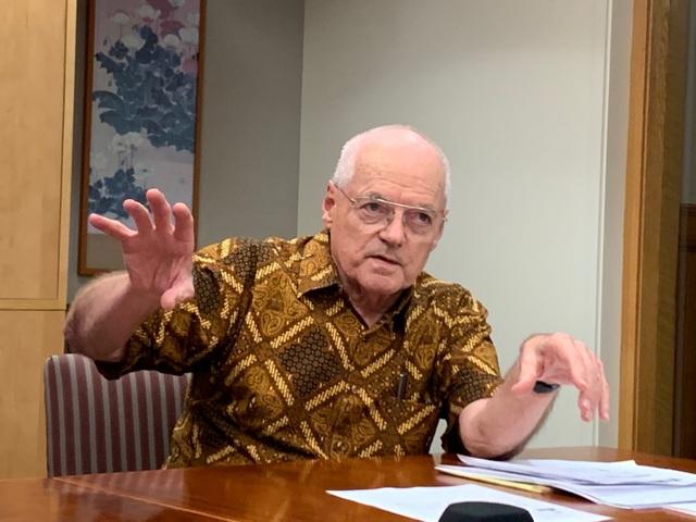 Chuyên gia Mỹ: Luật pháp quốc tế là công cụ hữu hiệu để giải quyết vấn đề Biển Đông - 2