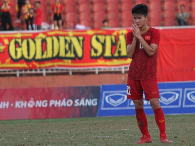 Những khoảnh khắc U18 Việt Nam bất lực trong trận thua sốc trước Campuchia - 12