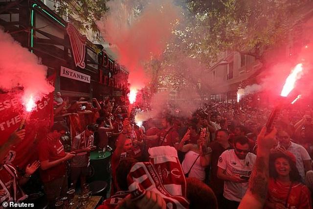 Những khoảnh khắc chiến thắng của Liverpool ở Siêu cúp châu Âu - 2