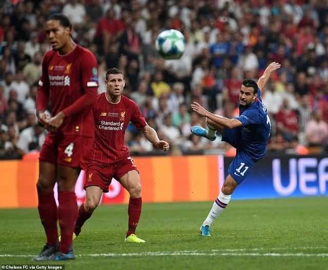 Những khoảnh khắc chiến thắng của Liverpool ở Siêu cúp châu Âu - 4