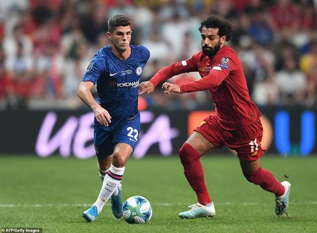 Những khoảnh khắc chiến thắng của Liverpool ở Siêu cúp châu Âu - 5