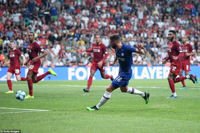 Những khoảnh khắc chiến thắng của Liverpool ở Siêu cúp châu Âu - 8
