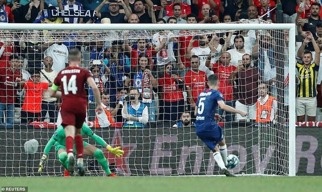 Những khoảnh khắc chiến thắng của Liverpool ở Siêu cúp châu Âu - 14