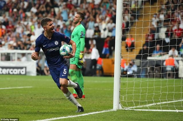 Những khoảnh khắc chiến thắng của Liverpool ở Siêu cúp châu Âu - 15