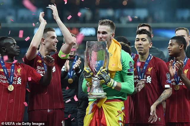 Những khoảnh khắc chiến thắng của Liverpool ở Siêu cúp châu Âu - 20
