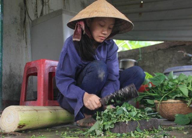 Khát khao trở thành cô giáo, nữ sinh nhà nghèo nuôi gà, bán cà phê gom góp tiền công để nhập học - 2