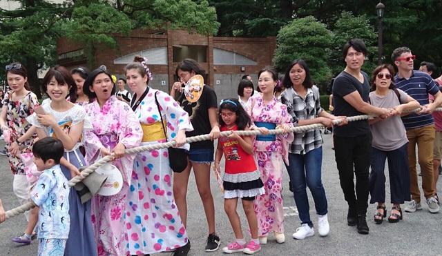 Cùng đón Lễ hội Obon với nữ du học sinh Việt tại Nhật - 2