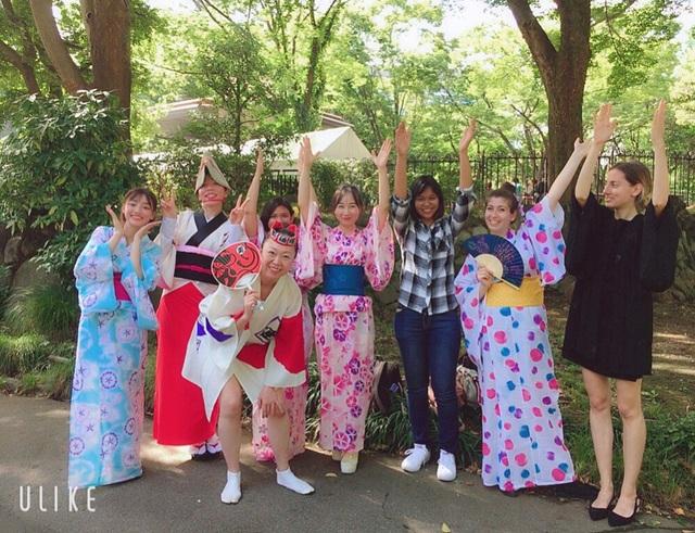 Cùng đón Lễ hội Obon với nữ du học sinh Việt tại Nhật - 3