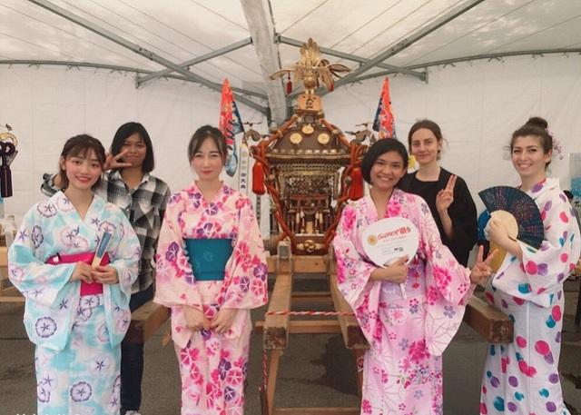 Cùng đón Lễ hội Obon với nữ du học sinh Việt tại Nhật - 4