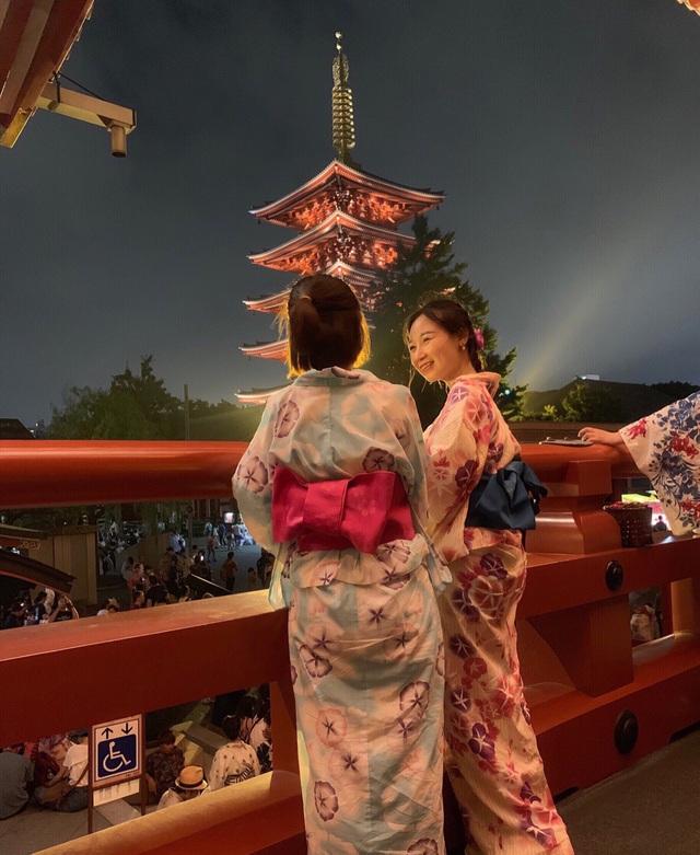 Cùng đón Lễ hội Obon với nữ du học sinh Việt tại Nhật - 6