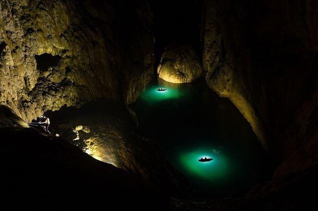 Khám phá hang Sơn Đoòng lọt top các cuộc phiêu lưu vĩ đại thế giới - 3