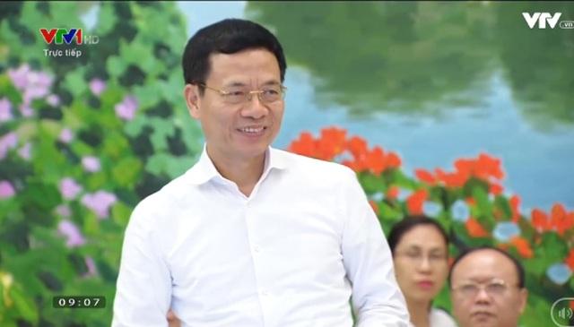 """Bộ trưởng TT-TT: Làm mạng xã hội nội để """"kéo não"""" người Việt ở lại trong nước! - 2"""
