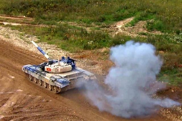 Việt Nam giành hạng nhì chung kết đua xe tăng ở Nga - 4