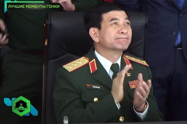 Việt Nam giành hạng nhì chung kết đua xe tăng ở Nga - 3