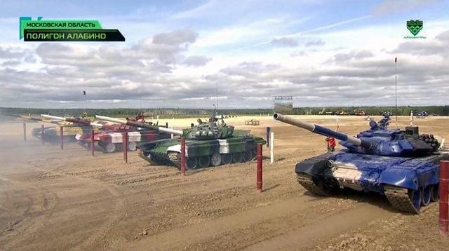 Việt Nam giành hạng nhì chung kết đua xe tăng ở Nga - 9