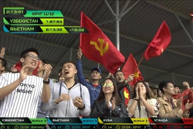 Việt Nam giành hạng nhì chung kết đua xe tăng ở Nga - 6