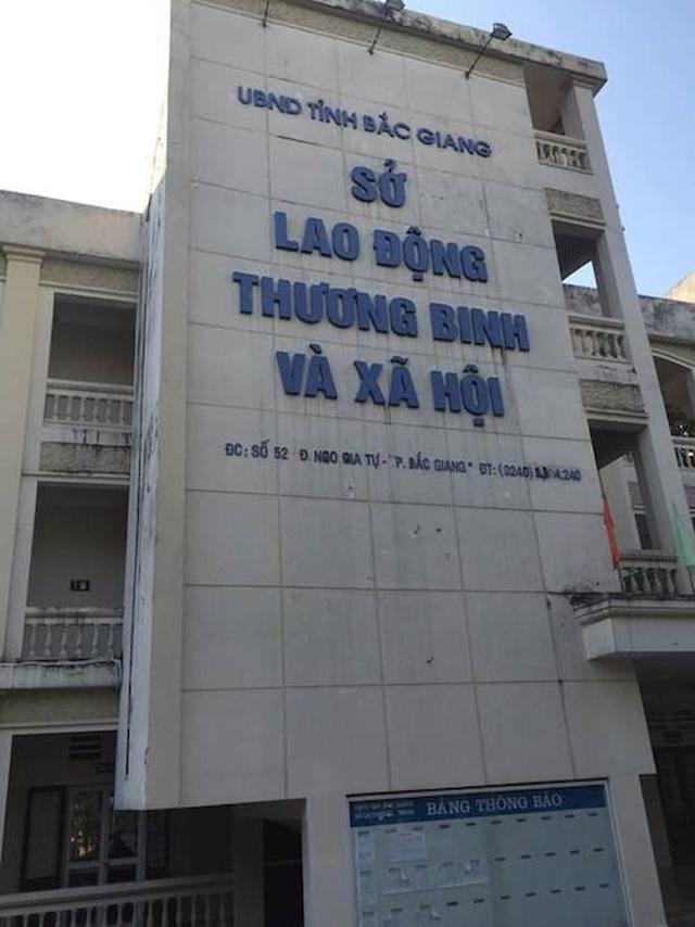 Vì sao 3 giám đốc sở cùng lúc bị Chủ tịch UBND tỉnh Bắc Giang phê bình? - 1