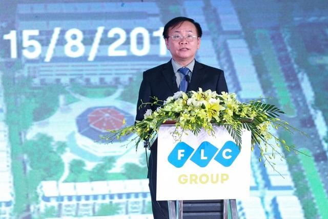 Chính thức khởi công FLC Legacy Kon Tum, dự án đô thị cao cấp đầu tiên của Tập đoàn FLC tại Tây Nguyên - 3