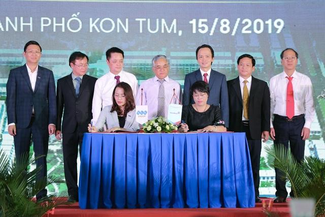 Chính thức khởi công FLC Legacy Kon Tum, dự án đô thị cao cấp đầu tiên của Tập đoàn FLC tại Tây Nguyên - 4