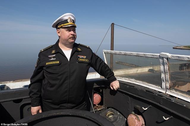 Cuộc sống nhà binh bên trong tàu ngầm lớn nhất thế giới của Nga - 10
