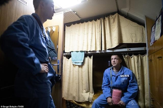 Cuộc sống nhà binh bên trong tàu ngầm lớn nhất thế giới của Nga - 7