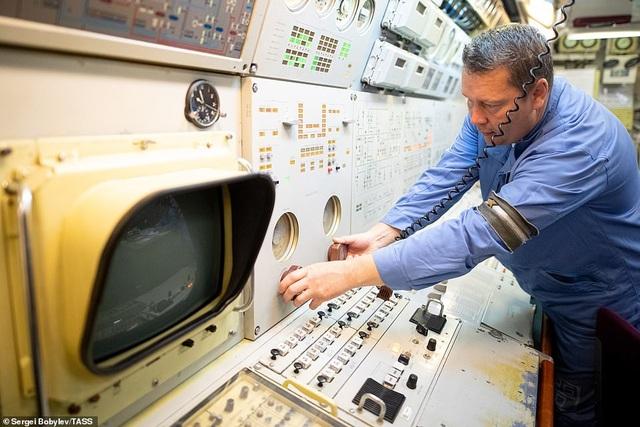Cuộc sống nhà binh bên trong tàu ngầm lớn nhất thế giới của Nga - 3