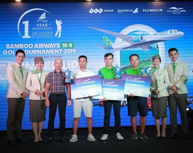 Bamboo Airways 18/8 Golf Tournament vinh danh các golfer xuất sắc trong ngày thi đấu đầu tiên - 2
