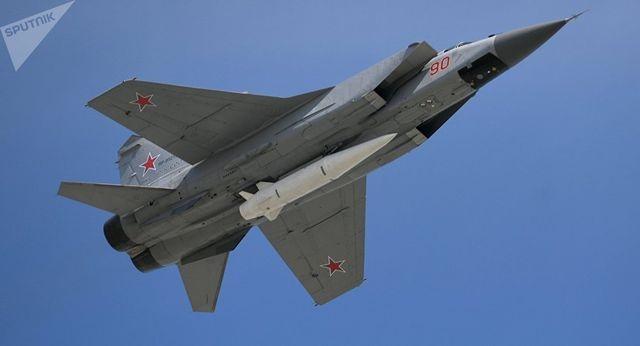 Mỹ cáo buộc Nga đánh cắp công nghệ siêu thanh - 1