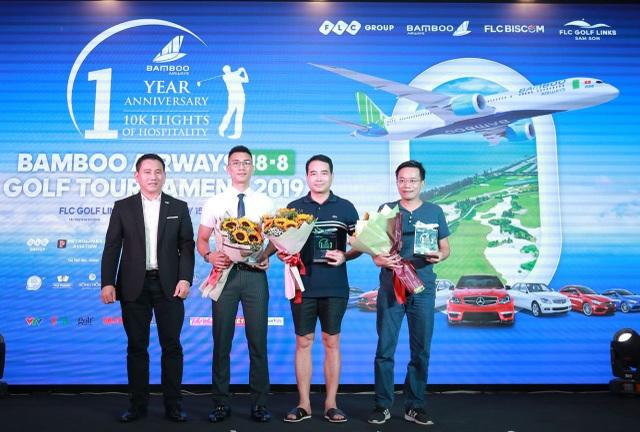 Bamboo Airways 18/8 Golf Tournament vinh danh các golfer xuất sắc trong ngày thi đấu đầu tiên - 3