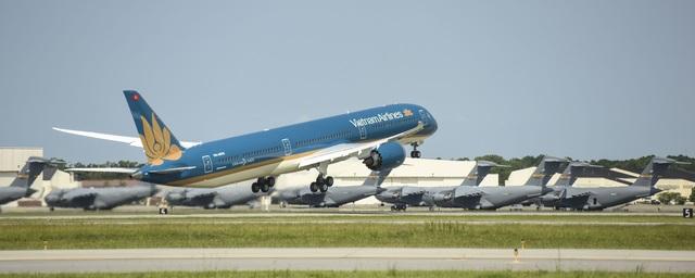 """Tối nay, """"siêu máy bay"""" Boeing 787-10 đầu tiên có mặt tại Việt Nam - 3"""