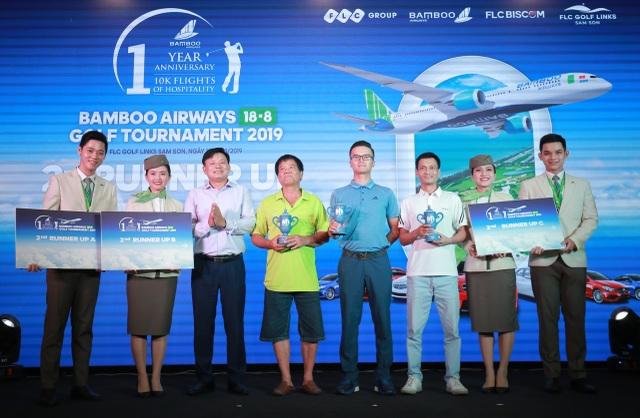 Bamboo Airways 18/8 Golf Tournament vinh danh các golfer xuất sắc trong ngày thi đấu đầu tiên - 4