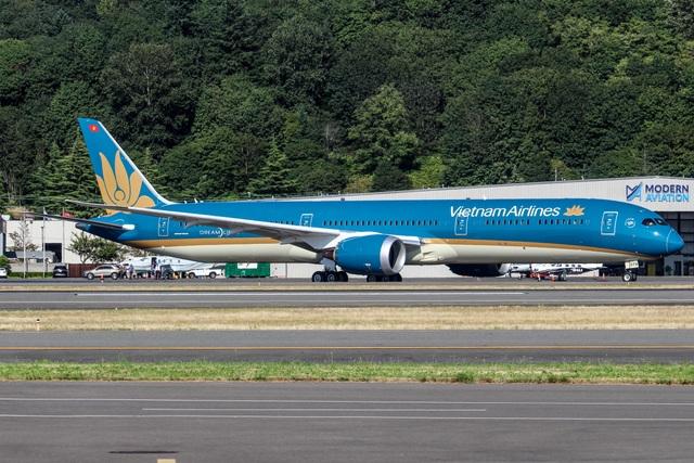 """Tối nay, """"siêu máy bay"""" Boeing 787-10 đầu tiên có mặt tại Việt Nam - 4"""